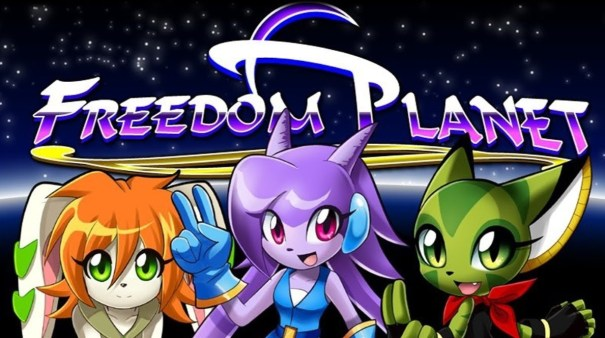 Freedom Planet (Switch)
