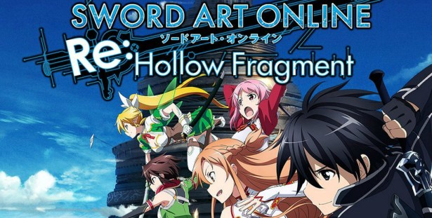 Sword-Art-Online Re: Hollow Fragment-PC