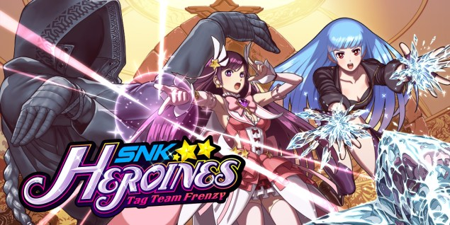 SNK Heroines: Tag Team Frenzy (Switch, PS4)