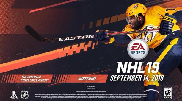 NHL 19 (PS4, Xbox One)