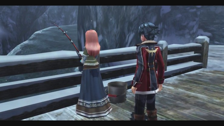 Trails of Cold Steel 2 Hidden Side Quest Stranger Than Fishin 2