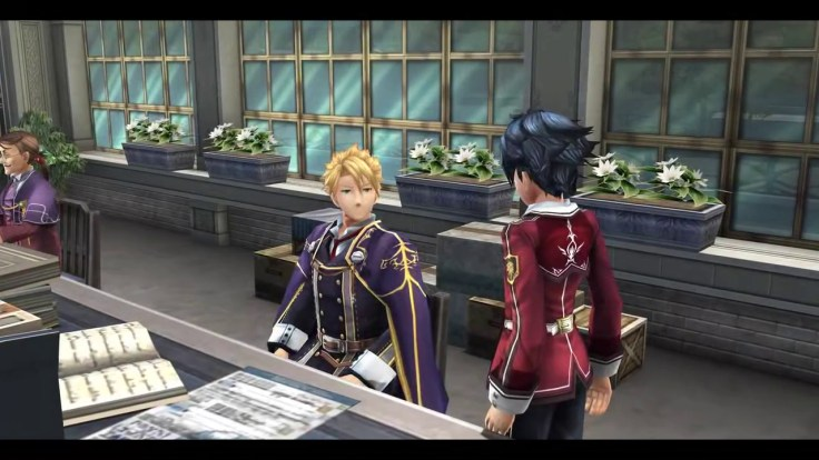 Trails of Cold Steel 2 Hidden Side Quest Swimming Lessons The Return