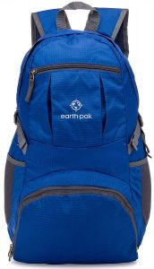 Earth Pak Backpack - Foldable Day Pack