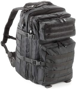 EverTac 40L Large Military Tactical MOLLE Backpack Best Pack for Bug Out Bag, 3 Day Assault, Hunting, Hiking, Rucksack