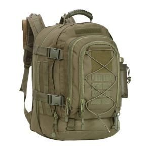 PANS Military Expandable Travel Backpack Tactical Waterproof Outdoor 3-Day Bag