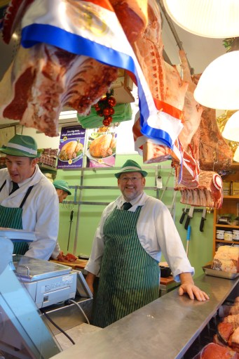 4-Allen Coyne - a happy butcher