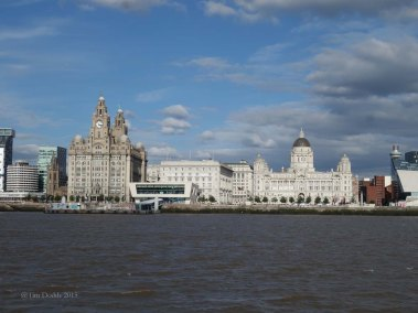 13-Liverpool Pier Head's Three Graces