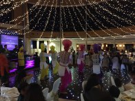 2-Bhangra dancers