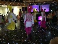 3-Bhangra dancers