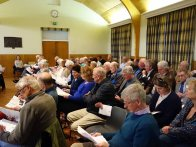 3- Audience at Windlesham Parish Council Annual Meeting 2016_2