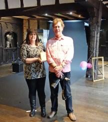 Sharon Carter & Rolf Evans