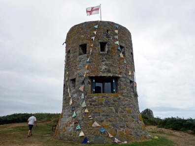 1a-The seaward face of Tower No.5