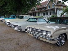 2-Selection of 60's cars