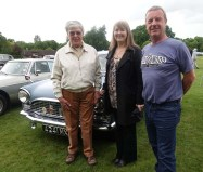 10-Me, the Mayor and Vauxhall Cresta owner