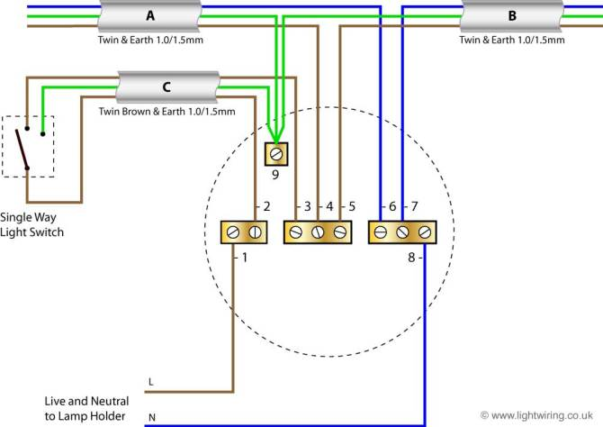 wiring diagrams for lighting circuits  data wiring diagram •