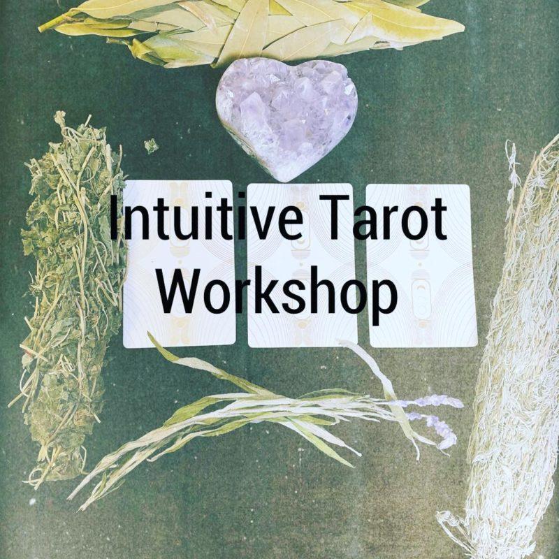 intuitive tarot workshop