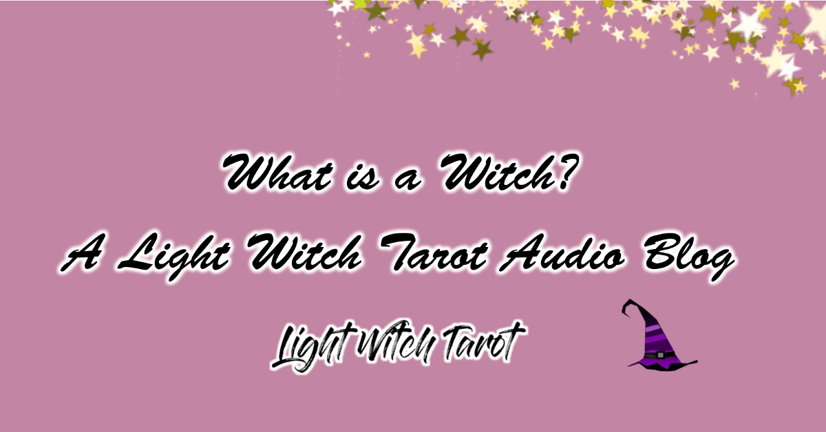 what is a witch podcast