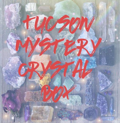tucson mystery crystal box