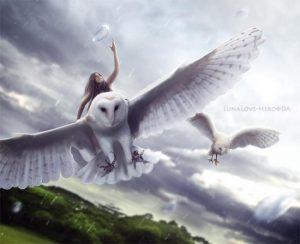 変化の風 by 大天使ミカエル