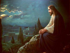 神と繋がる by イエス
