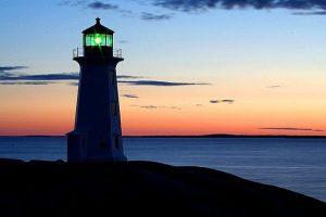 灯台の光のように by プレアデス