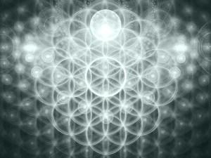 メタトロンキューブのクリスタル光 by メグ・ベネディクト