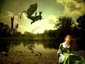 幻想から目を覚ます by ドラゴン