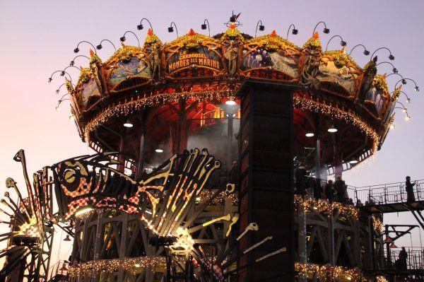 Le Carrousel des Mondes Marins, Nantes, France - Compagnie : La Machine - Photo : Vincent Laganier