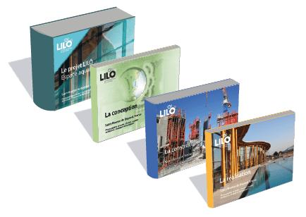 Collection de livres autour de LILÔ en souscription - Editeur : Light ZOOM Lumière