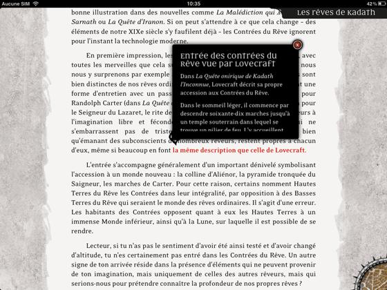 Kadath-Screenshot-6-560 Éditions Mnémos