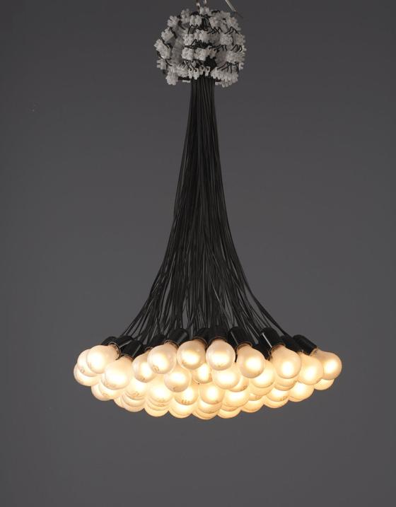 Lightopia-DMD-08,-85-lampes,-Designer-Rody-Graumans,-1993