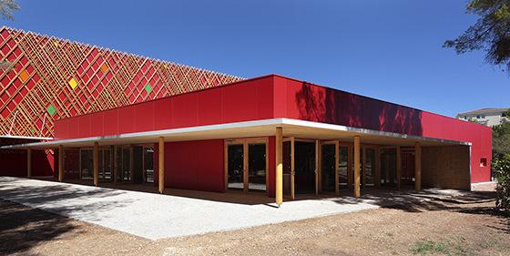 Theatre-Jean-Claude-Carriere-Montpellier-France-Architecte-A+Architecture - ©-Marie-Caroline-Lucat--12