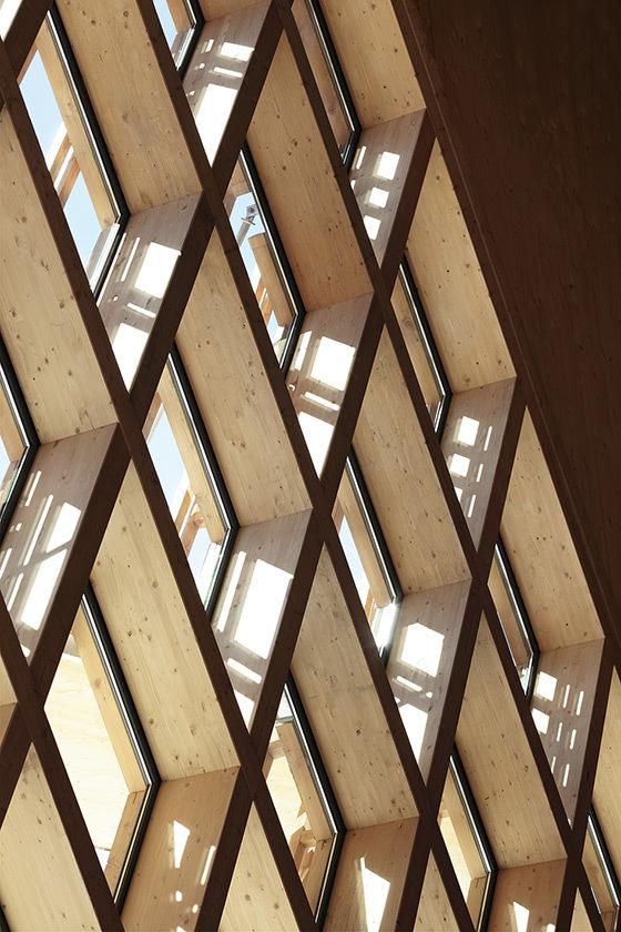 Théâtre Jean-Claude Carrière, Montpellier, France - Architecte : A+Architecture © Marie-Caroline Lucat