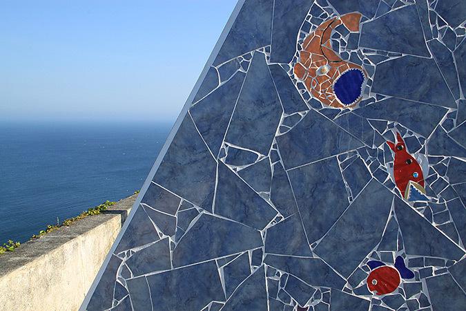 Cap Fisterra, le km 0 du chemin de Saint-Jacques de Compostelle, Galice, Espagne - Photo : Vincent Laganier
