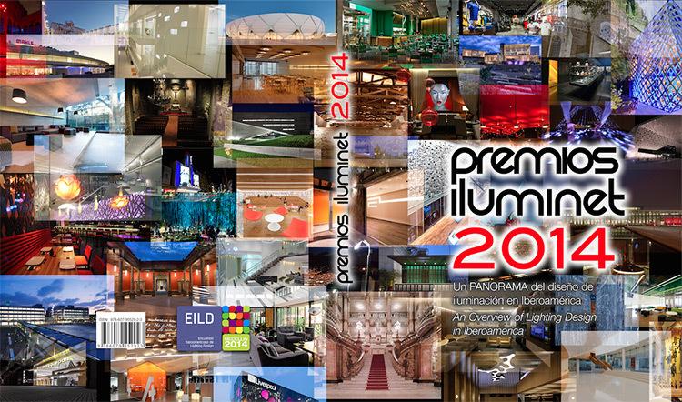 Panorama, 50 projets de conception lumière Ibéro Américain- couverture du livre