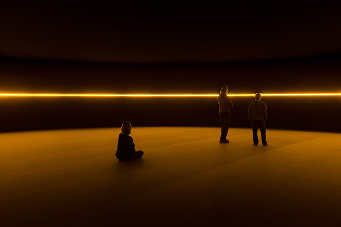 Olafur Eliasson, Contact, 2014 - Fondation Louis Vuitton, Paris, France - Photo : Iwan Baan