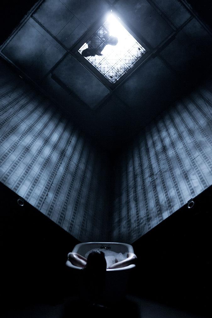 Les aiguilles et l'opium - Robert Lepage, 2013 © Nicola Frank Vachon