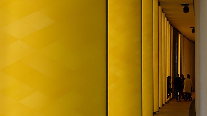 Olafur Eliasson, Inside the horizon, 2014 - Fondation Louis Vuitton, Paris, France - Photo : Vincent Laganier