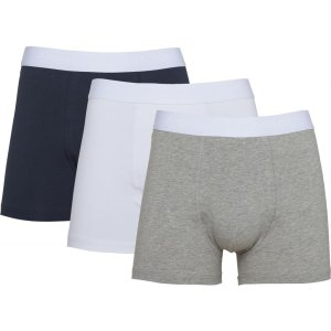 Pack 3 boxers Knowledge Cotton Apparel
