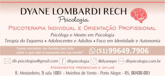 DLR PSICOLOGIA PORTO ALEGRE