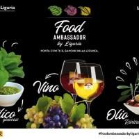 """Nasce """"Food Ambassador by Liguria"""" per promuovere le eccellenze regionali"""