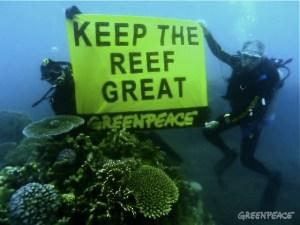 Barriera corallina in pericolo