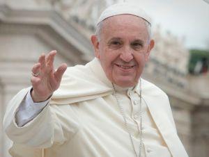 Papa Francesco a Genova il 17 settembre 2016