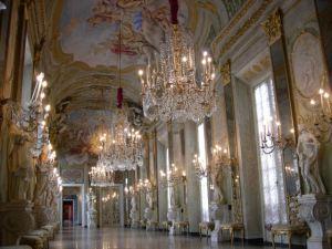 Galleria degli Specchi a Palazzo Spinola