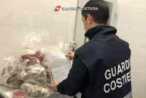 guardia costiera controlli pesce