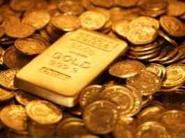 oro lingotti monete