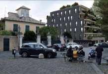 progetto palazzo Ritz Albaro