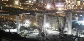 ponte per Genova trave