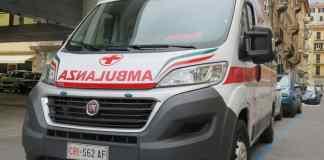ambulanza la spezia
