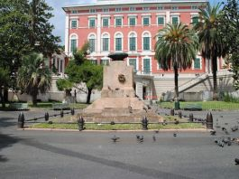 Cornigliano giardini Melis
